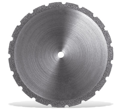 Plaster-Cut Mini - Gipstrennscheibe unmontiert, fein, ø 32 mm Stärke: 0,30 mm