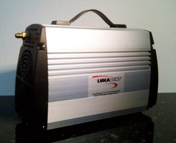 Vakuumpumpe für Lukacast S+