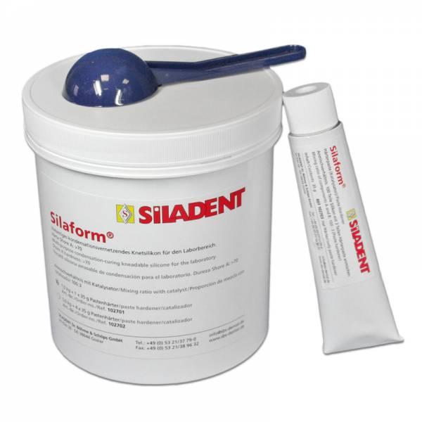 Silaform (5,0 kg mit 4 x 35,0 g Härter)
