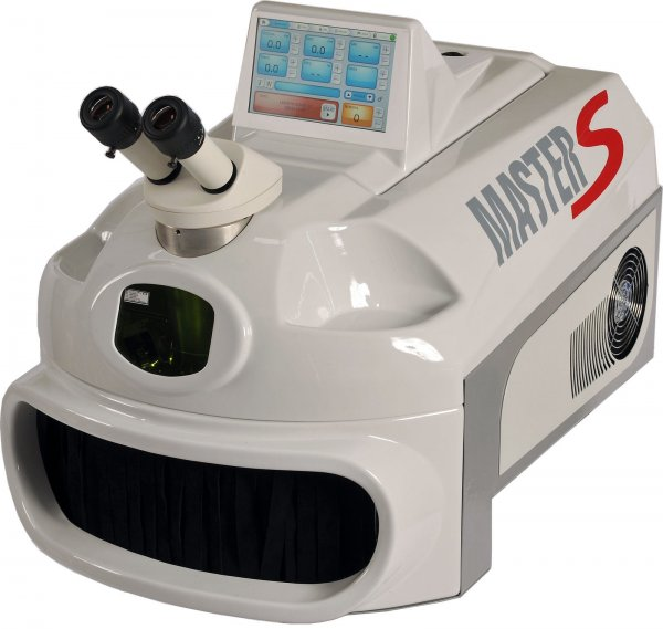Kompakt-Schweißlaser Master S
