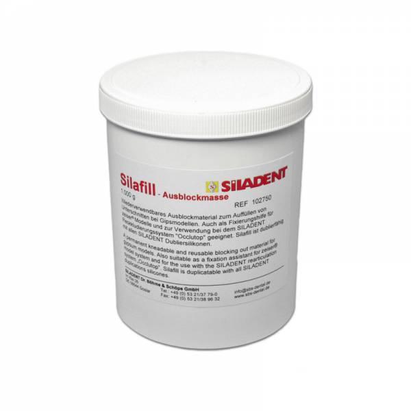 Silafill - Ausblockmasse 1,0 kg-Copy