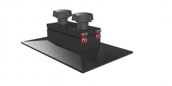 Dentoo XL Buildplate - Bauplattform für Phrozen Sonic XL 4K