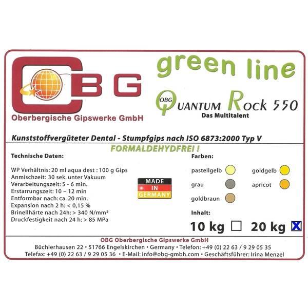 QUANTUM ROCK 550