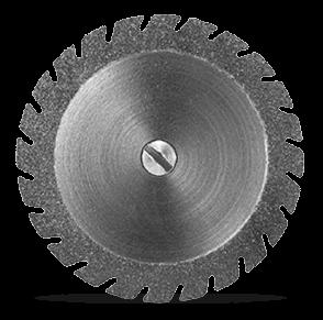 Cutflex 22 mm montierte flexible Diamantscheibe