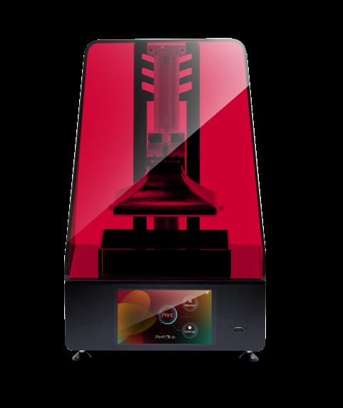 LC HR 2 3D-Drucker