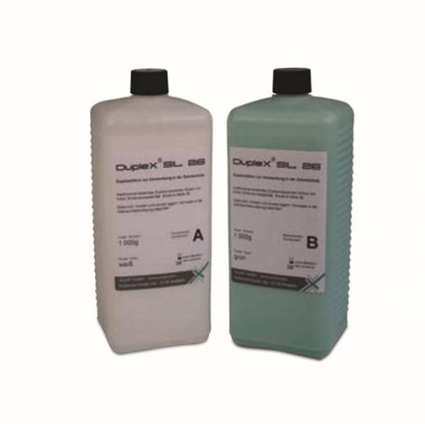 DupleX® SIL 26 - 2 x 1.000g - grün