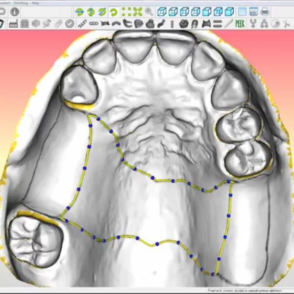 SilaPart CAD Modul Texturerkennung
