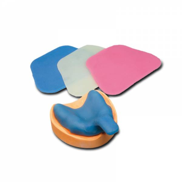 Silatray rosa - Box á 50 Platten