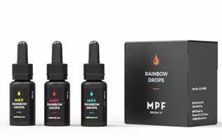 MPF Rainbow Drops Ceramic Colorants