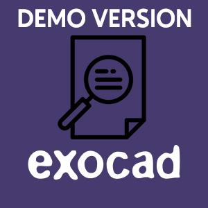 exocad DentalCAD Demo/Training Version