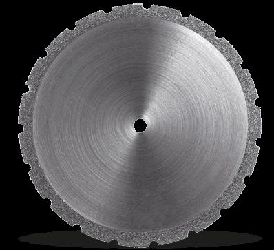 Plaster-Cut Maxi - Gipstrennscheibe unmontiert, fein, ø 40 mm Stärke: 0,30 mm