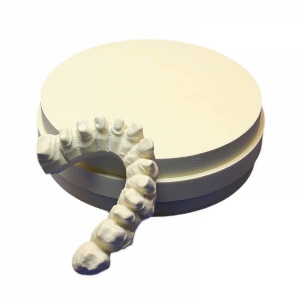 Marmoplast BioStar Ø 98.5 mm, 30 mm Höhe (10 Stück)