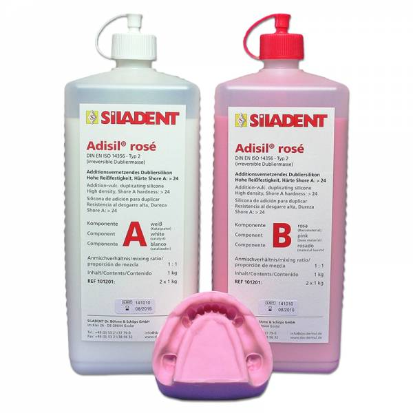 Adisil® rosé 1 : 1 (2 x 1,0 kg)