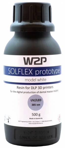 SolFlex Prototype Model White