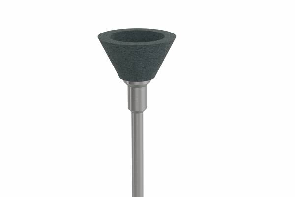 MPF ZMAX Diamantschleifkörper braun Kelch groß 12 x 6 mm