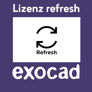Exocad DentalCAD ​​2.3 Refresh Program