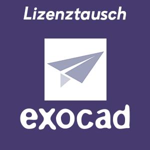 exocad Lizenztausch Flex License