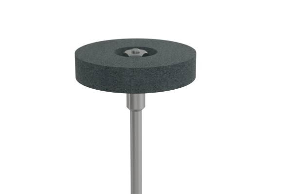 ZMAX Diamantschleifkörper braun Rad groß 22 x 4,5 mm