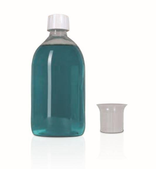 Xeparator® Petrol - Isolierlösung auf Alginatbasis (inkl. Dosierbecher)