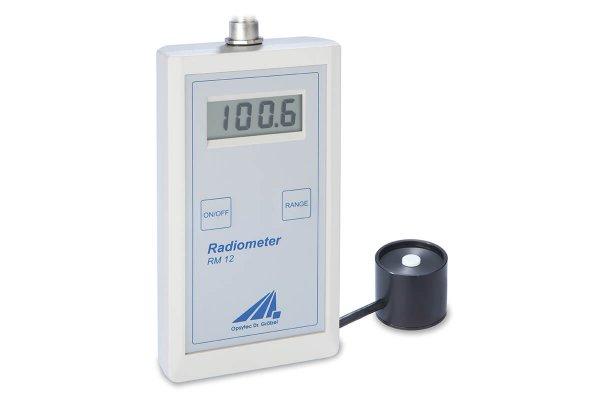 Radiometer Rm-12 (Sensor UVA+ 330 - 455 nm) inkl. Koffer