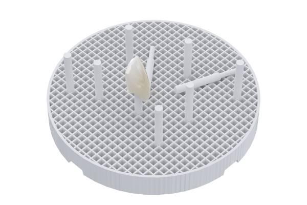 MPF Wabenträger mit 10 Keramik-Pins