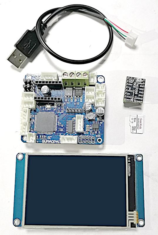 NanoDLP Controller Pack